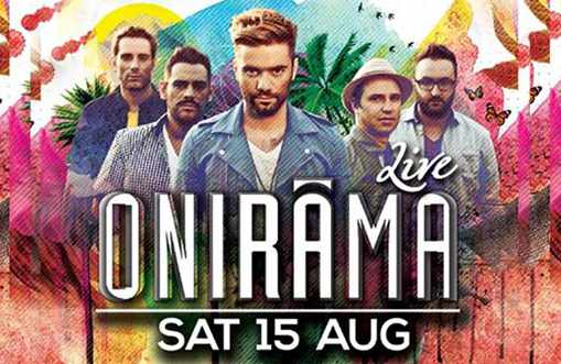 Onirama at Monarch beach club Mykonos August 15 2015