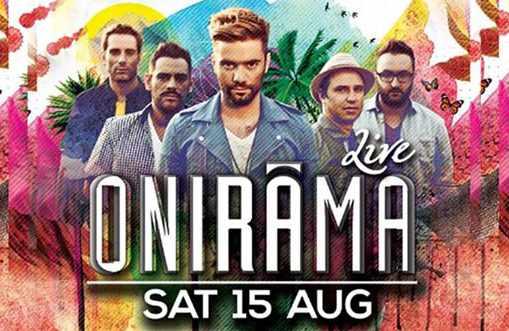 Onirama at Monarch beach club Mykonos August 15 2015