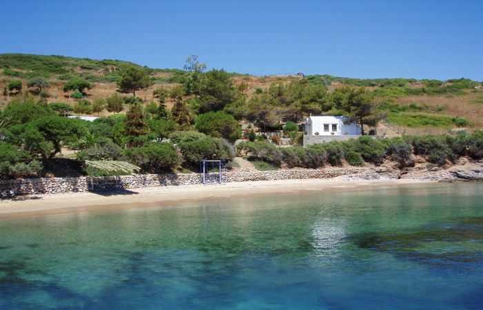 Greek Island Of Scarpanto