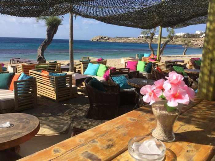 Paradise Lounge Mykonos