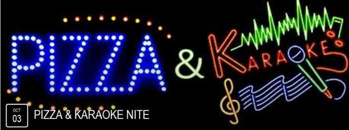 Pizza & Karaoke party at Narghile Bar Mykonos