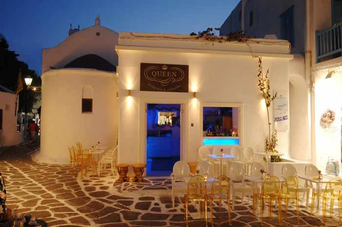 Queen of Mykonos Bar