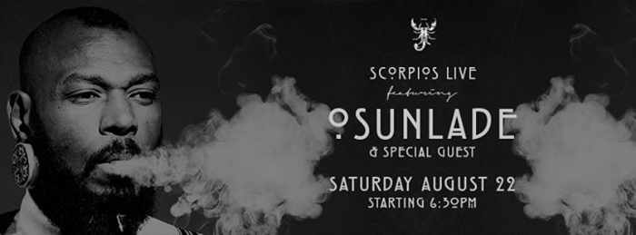 Scorpios Mykonos Sunset Ritual by Osunlade