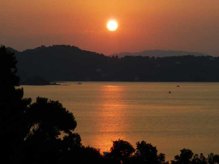 Skiathos sunrise