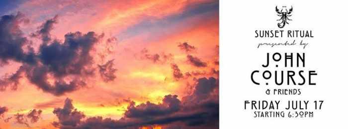 Sunset Ritual at Scorpios Mykonos