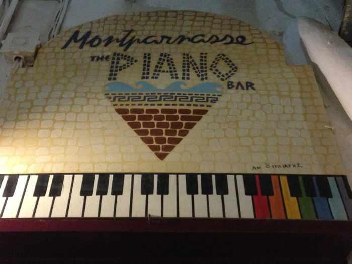 The Piano Bar Mykonos