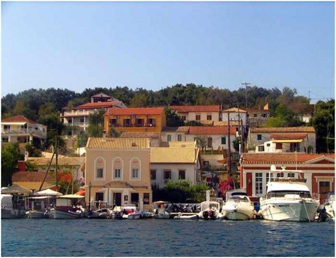 Gaios on Paxos island