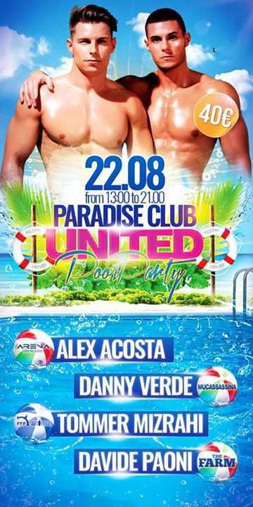Xlsior Mykonos Festival United Pool Party