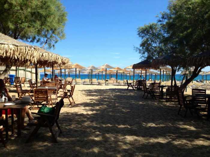 Agrari Beach Bar & Restaurant Facebook photo