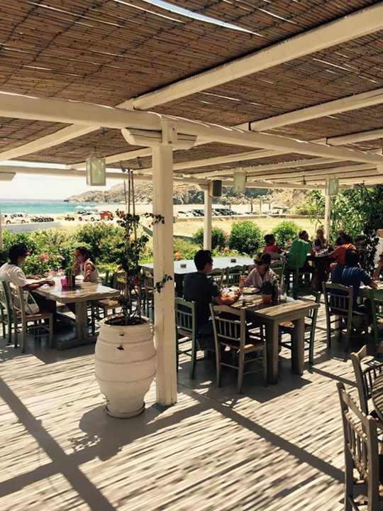 Altro Seaside Trattoria photo shared on Facebook by Makis Kontovas