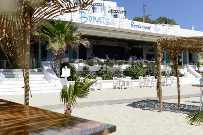 Bonatsa Restaurant Mykonos