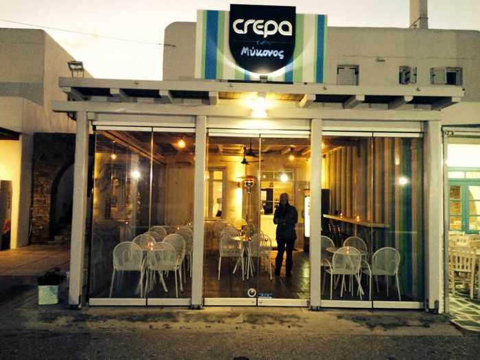 Crepa Mykonos