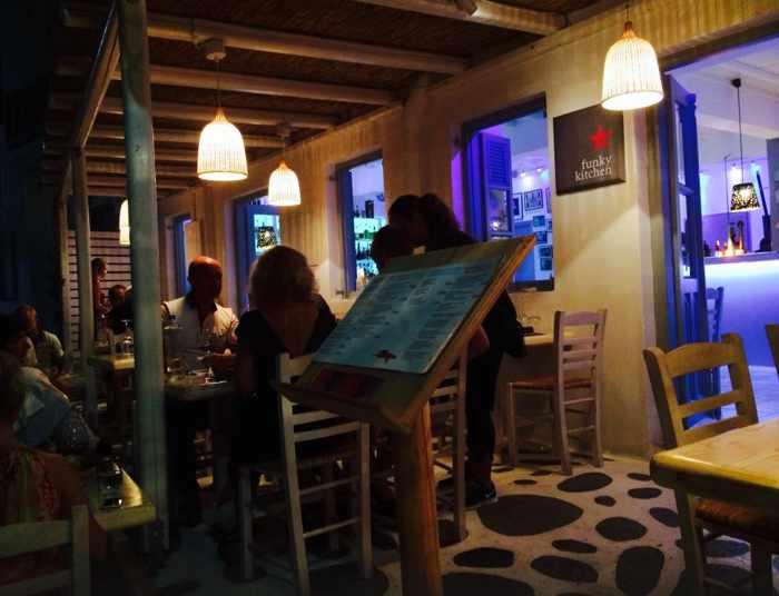 Funky Kitchen Mykonos