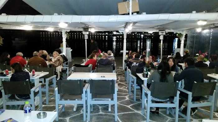 En Plo CAfe and Restaurant Mykonos