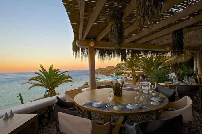 JackieO' Mykonos restaurant photo from Facebook