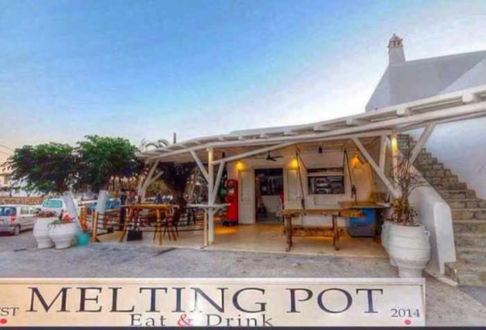 Melting Pot Mykonos