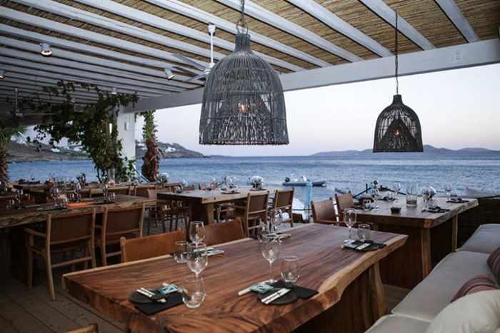 Mistura Mykonos photo fro the restaurant's Facebook page