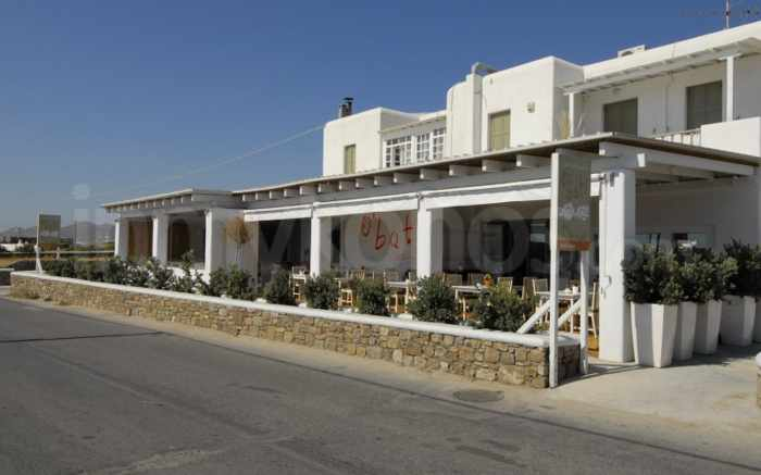 O'Bati restaurant Mykonos photo from inmykonos.com website