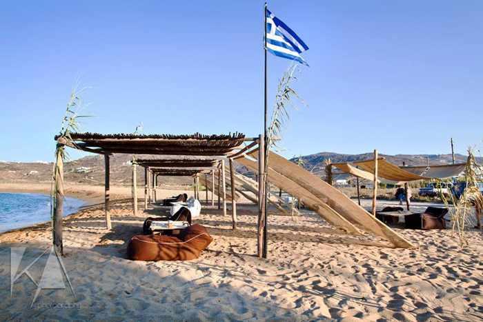 Ftelia Restaurant Mykonos