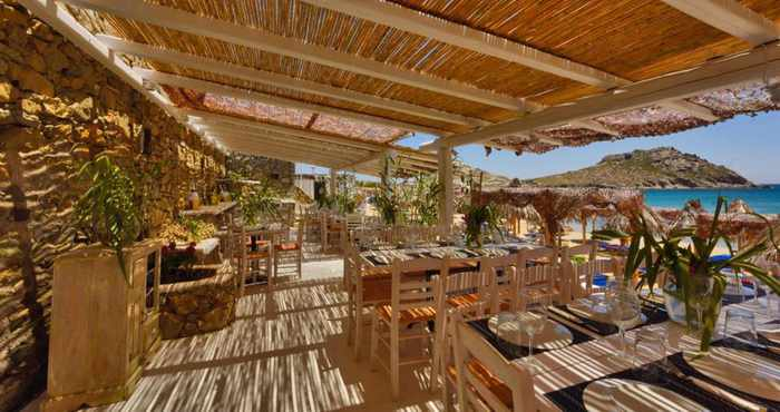 Agia Anna Beach Greece  city pictures gallery : Anna Beach Bar Restaurant Agia Anna Mykonos photo from the Saint Anna ...