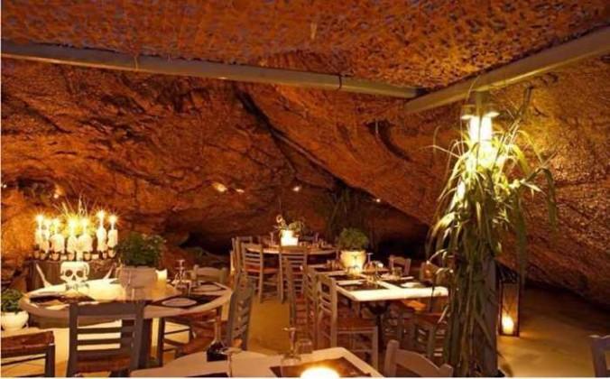 Spilia Seaside Restaurant & Bar Mykonos photo 02 from its Facebook page