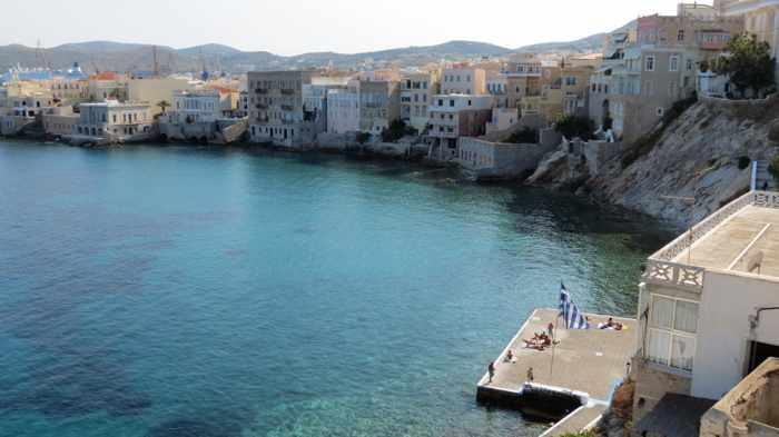 Vaporia swimming spot