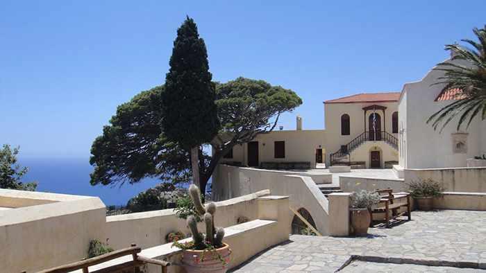 The-Monastery-of-Preveli