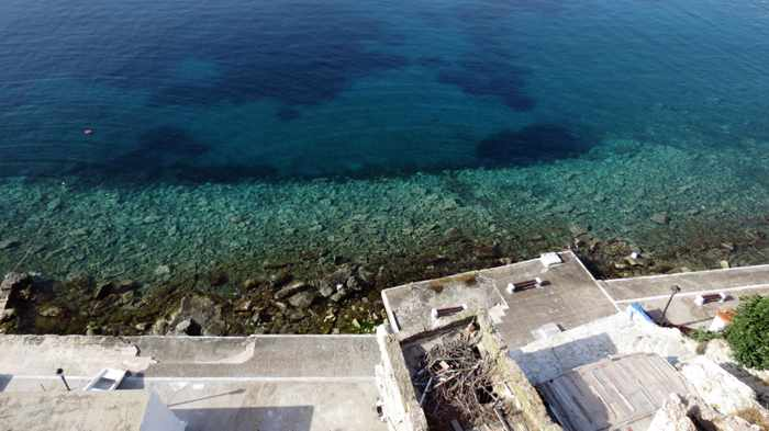 Asteria beach on Syros