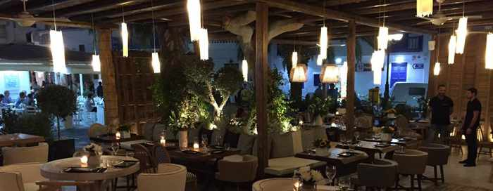 Aglio e Olio Mykonos photo 02 from the restaurant's Facebook page