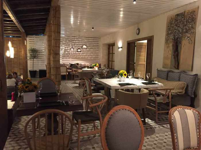 Aglio e Olio Mykonos photo 03 from the restaurant's Facebook page
