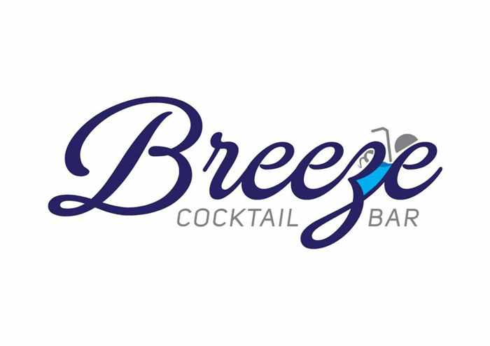 Logo for Breeze Cocktail Bar at Little Venice Mykonos