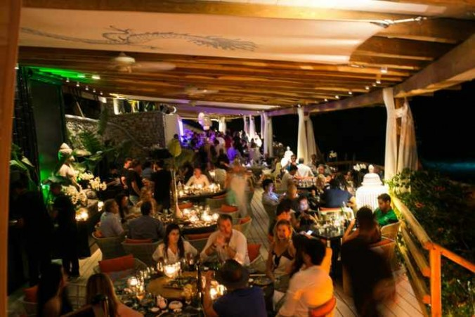 Buddha-Bar Beach Mykonos photo 03 from the restaurant's Facebook page