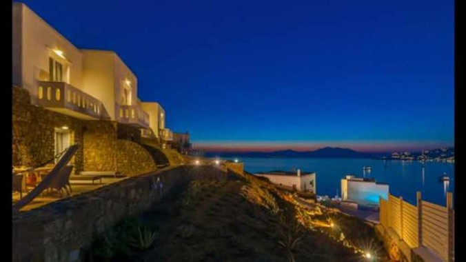 Cape Mykonos Residences photo from the Cape Mykonos Facebook page