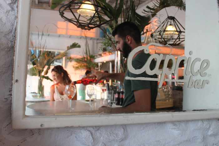 Caprice Bar photo from its Facebook page