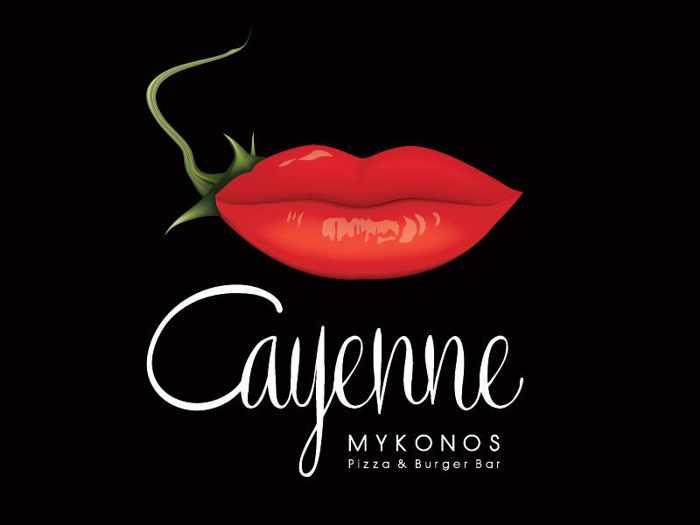 Cayenne Mykonos restaurant logo