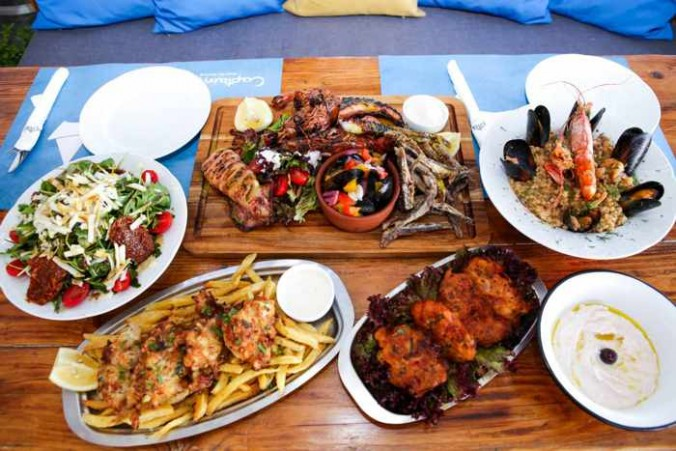 Facebook food photo from Captain's Food for Sharing restaurant in Mykonos