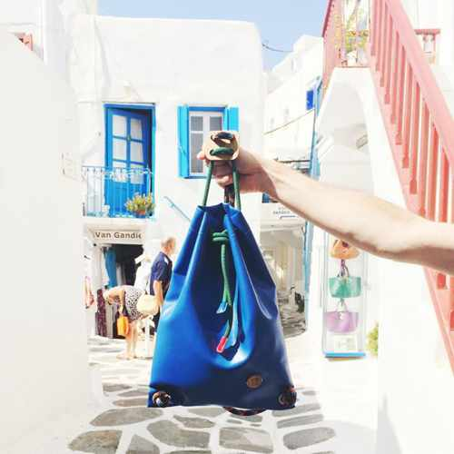 IF Bags Mykonos photo from the company's Facebook page