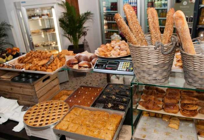 Il forno di Gerasimou Mykonos baked products photo from the bakery's website