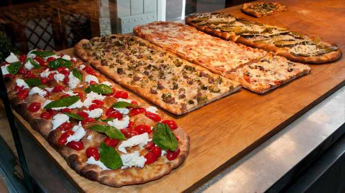 Il forno di Gerasimou Mykonos pizzas photo from the bakery's website