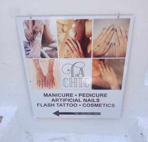 La Chic Nailspa Mykonos photo from Facebook