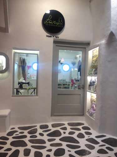Lara Modamare shop Mykonos photo from the Lara Modamare Facebook page