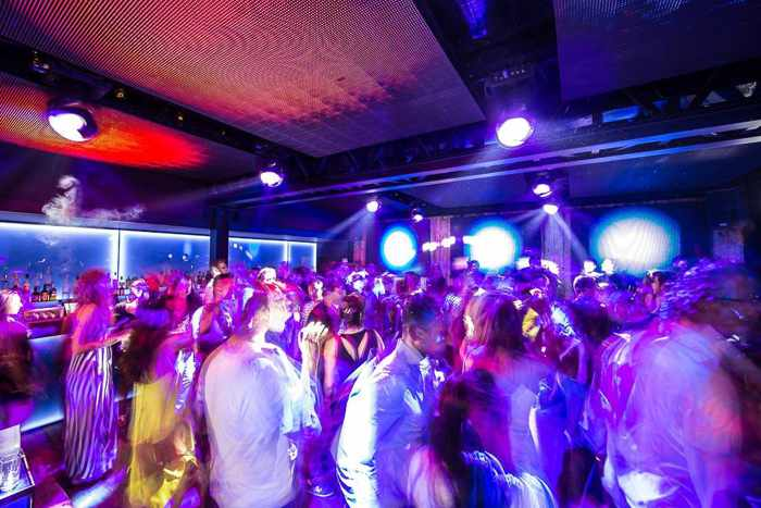Ling Ling Mykonos nightclub photo from Facebook