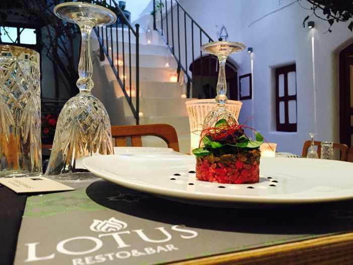Lotus Mykonos Resto & Bar