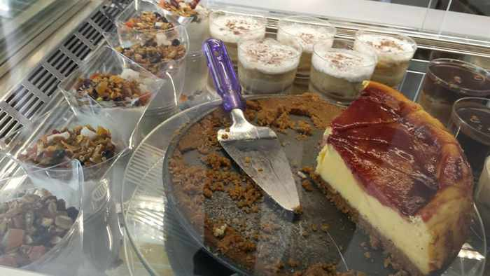 Ntoukas Bougatserie & Patisseries Mykonos photo from the restaurant's website