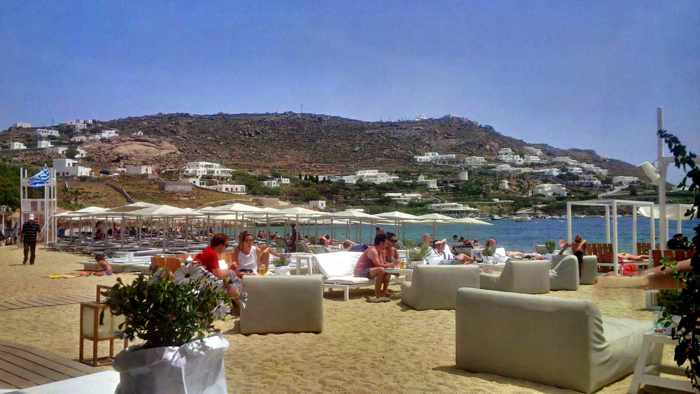 Ornos beach Mykonos image by Christine from Vancouver blog IMG_20150516_135434_hdr