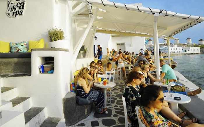 Scarpa Mykonos photo from Facebook