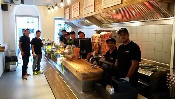 Souvlaki Story Mykonos photo from the restaurant's Facebook page