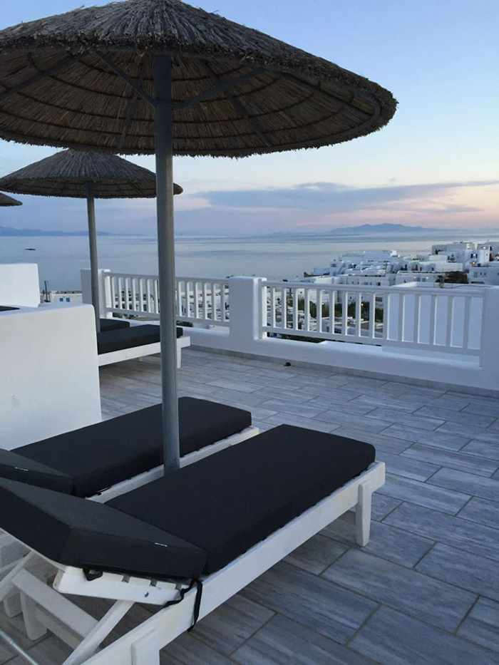 The George Hotel Mykonos photo 04 from the hotels Facebook page