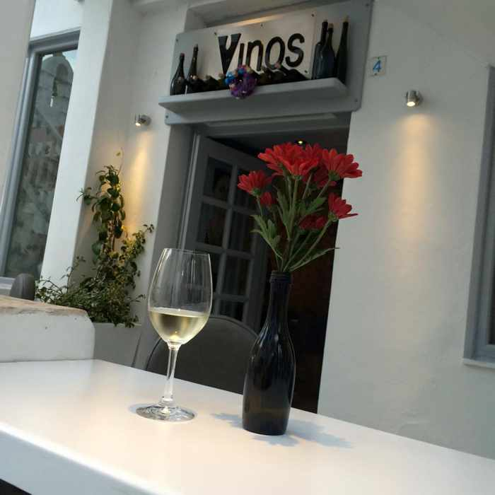 Vinos Wine Bar Mykonos photo from the bars Facebook page
