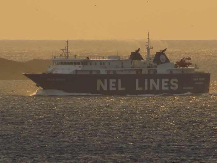 Aqua Spirit ferry